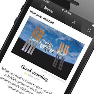 New York Times Launches App, Premier Subscription Service