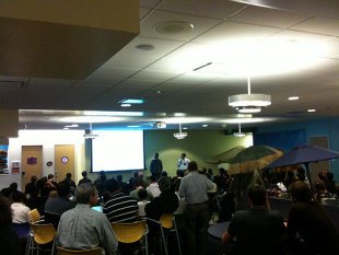 Jason Rutherglen and Jason Venner present Searching at Scale