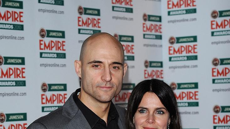 2010 Empire Film Awards Mark Strong