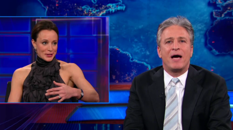 Jon Stewart on Petraeus Affair: Fox News Has Discovered New Obama Conspiracy