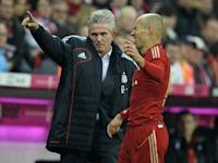 Bundesliga - Heynckes cautious on Robben return