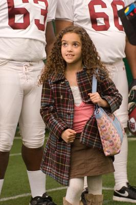 Madison Pettis in Walt Disney Pictures' The Game Plan