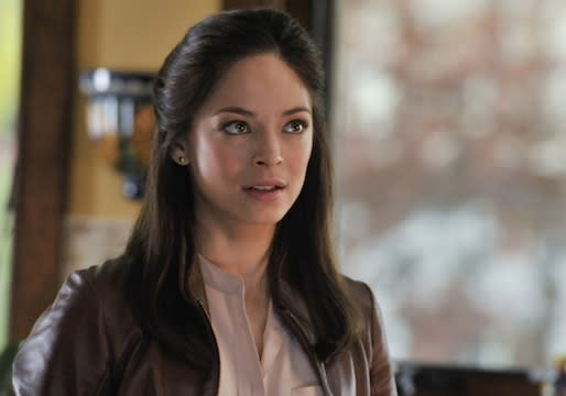Exclusive Beauty and the Beast First Look: Vincent + Bridget Regan = Jealous Kristin Kreuk!