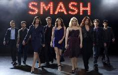 The cast of NBC's 'Smash' -- NBC