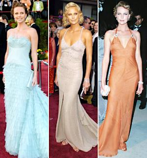 Charlize Theron's Best Oscar Dresses