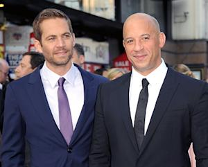 "Vin Diesel Shares Another Paul Walker Photo, Says They ""Accomplished So Much In 2013"""