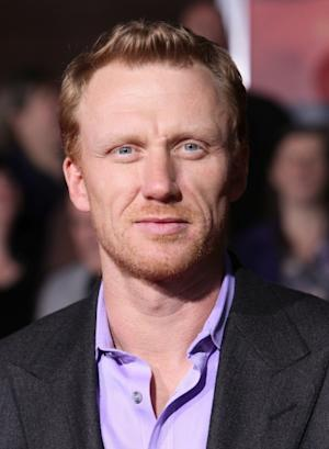 Kevin McKidd attends the premiere of Walt Disney Pictures' 'John Carter' at Regal Cinemas L.A. Live, Los Angeles, on February 22, 2012 -- Getty Premium