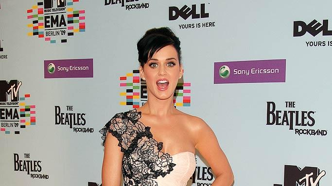 Perry Katy MTV Europe Aw