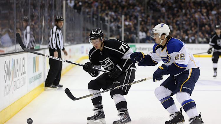 St Louis Blues v Los Angeles Kings