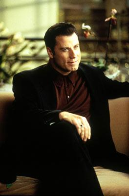 John Travolta in MGM's Get Shorty
