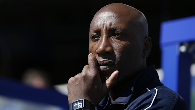 Chris Ramsey's QPR are struggling to avoid the drop.