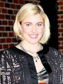 Photo of Greta Gerwig