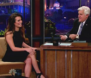 WATCH: Lea Michele Reveals Her Biggest Fake Tan Horror Tale!