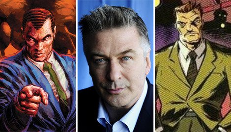 Alec Baldwin as a Marvel villain?