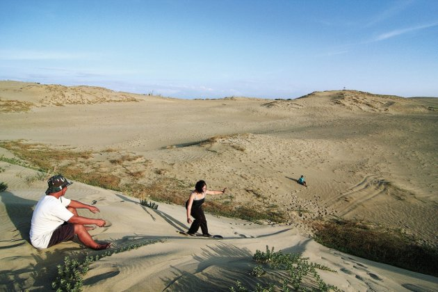 Sandboarding in Ilocos, Photo by Jocas See