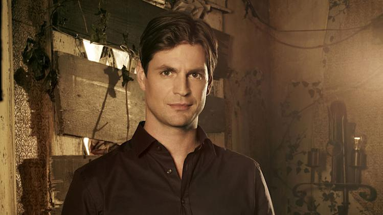 "Gale Harold stars as Charles in ""The Secret Circle."""