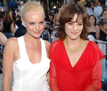 Premiere: Kate Bosworth and Parker Posey at the Westwood premiere of Warner Bros. Pictures' Superman Returns - 6/21/2006