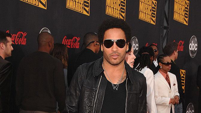 Kravitz Lenny AM Awards