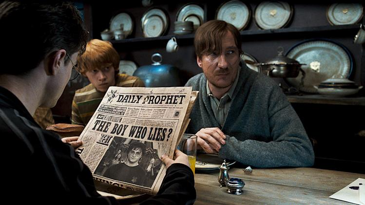 Harry Potter and the Order of the Phoenix 2007 Warner Bros. Pictures Rupert Grint David Thewlis