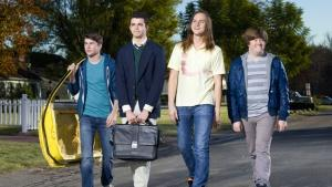 MTV Announces 'Inbetweeners' Premiere Date