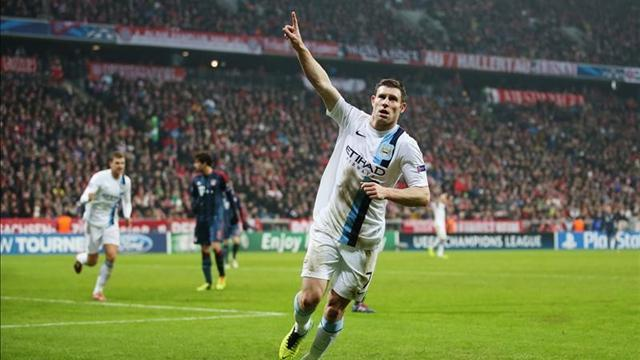 Champions League - Man City hit back to claim famous win in Munich