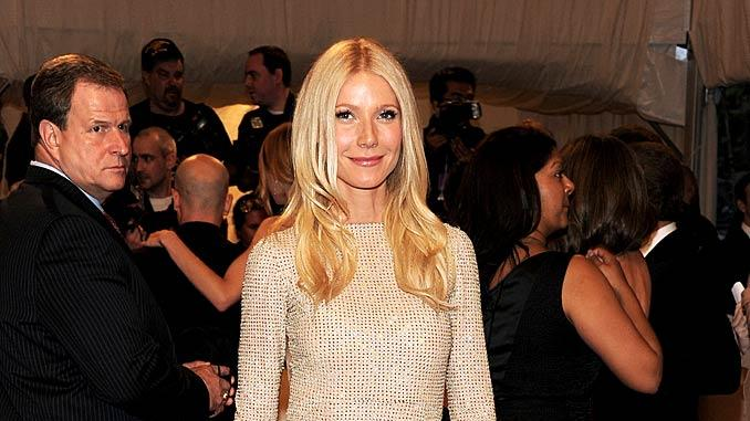 Gwyneth Paltrow TheMET Gala