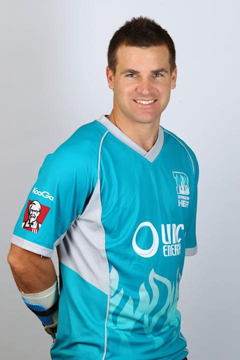 2012/13 T20 Big Bash League Headshots