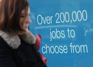 UK Employment Surge to Slow Amid Productivity Hangover