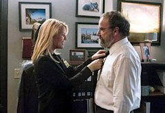 Claire Danes and Mandy Patinkin | Photo Credits: Kent Smith/Showtime