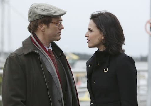 Once Upon a Time Recap: Death in a Small Town — Plus: Burning Questions Answered!