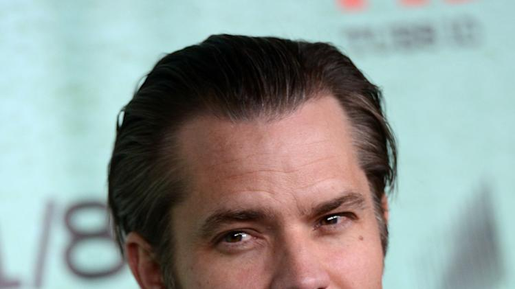 Timothy Olyphant: 'The Mindy Project'