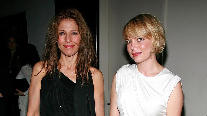 Synecdoche New York NY Premiere 2008 Catherine Keener Michelle Williams