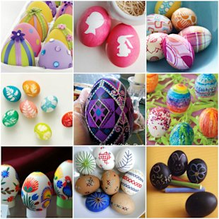 Fresh ways to decorate an egg this spring