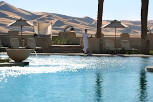 Qasr Al Sarab, UAE (Courtesy of Anantara Hotels, Resorts & Spas)