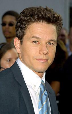 Premiere: Mark Wahlberg at the New York premiere of 20th Century Fox's Planet Of The Apes - 7/23/2001