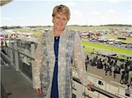 Clare Balding, BBC sports presenter