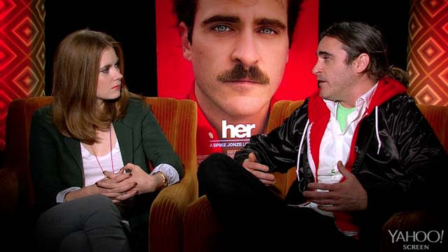 'Her' Insider Access: Crazy Pants