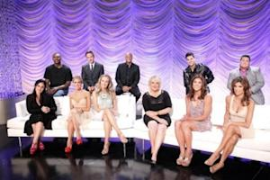 "The cast of Season 13 of ""Dancing with the Stars"" (minus Carson Kressley, who was in New York), Aug. 29, 2011 -- ABC"