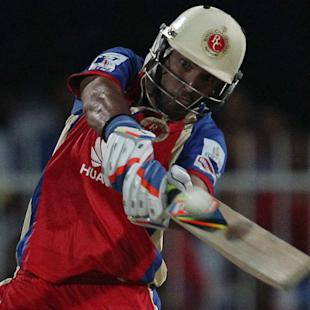 Beleaguered Yuvraj tees off to Sharjah's delight