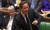 Cameron Vows To Protect Britain's EU Rebate