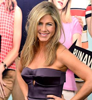 Jennifer Aniston Addresses Pregnancy Rumors: It's Just a Couple of Pounds