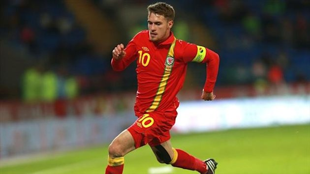 Aaron Ramsey is an integral part of Wales' squad