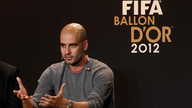 Bundesliga - Guardiola's Bayern to face Barcelona in July