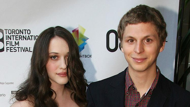 Toronto Film Festival 2008 Nick and Norah's Infinite Playlist Premiere Kat Dennings Michael Cera
