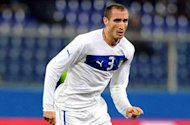I'll be fit for Spain Euro 2012 clash, says Chiellini