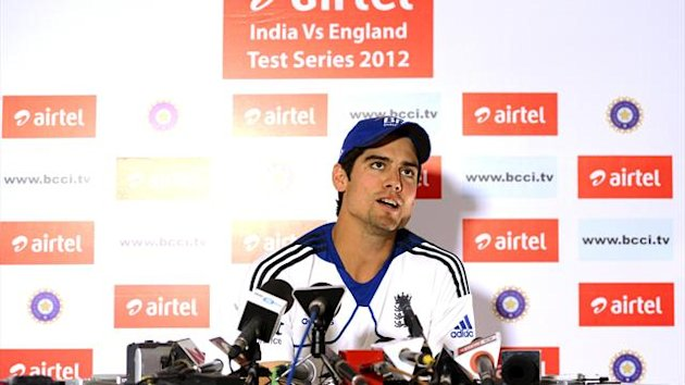 Alastair Cook heaped praise on England following their second successive Test victory over India