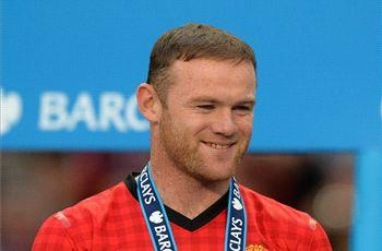 Manchester United 'not afraid' to run Rooney contract down