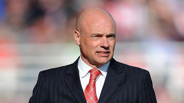 Uwe Rosler was not impressed with the officials