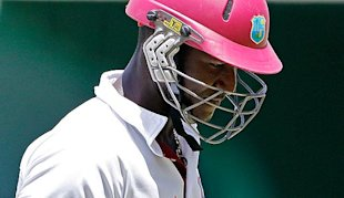 Darren Sammy: Wearing boots too big for him?