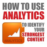 How to Use Analytics to Identify Your Strongest Content image analytics strongest content